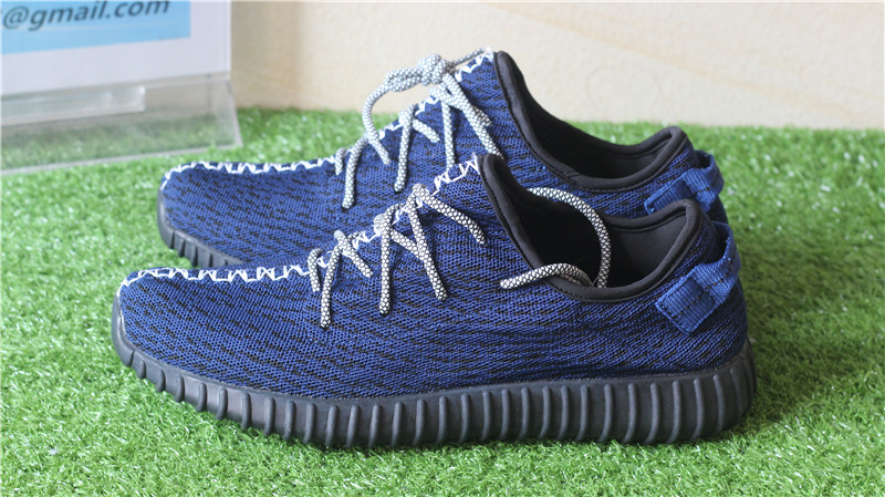 Adidas Yeezy 350 Boost Dark Blue