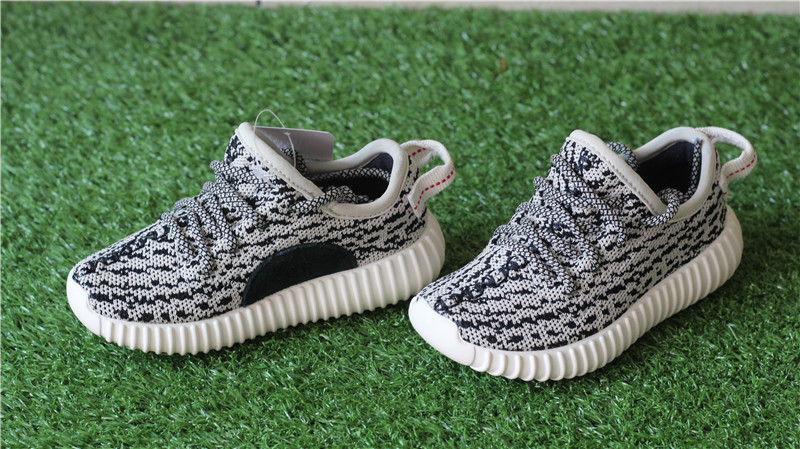 Baby's Kid Yeezy Boost 350 Turtle Dove Infant
