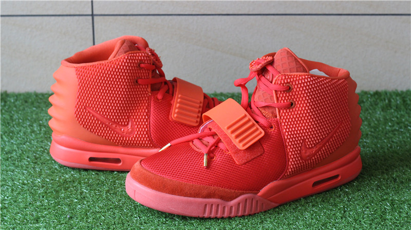 51f43a71ff00f Nike Air Yeezy 2 Red October NRG Glow in the dark   www.flykickss ...