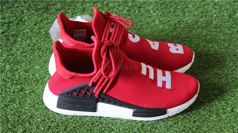 Original Pharrell x adidas NMD Human Race Red   www.flykickss.net ... 8a9e9a5c8160