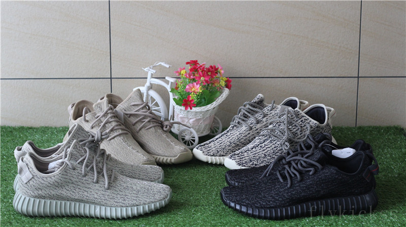 Wholesale 4 Pairs A Package Yeezy Boost 350