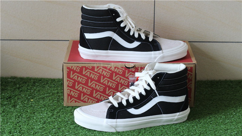 vans fear of god sk8 hi