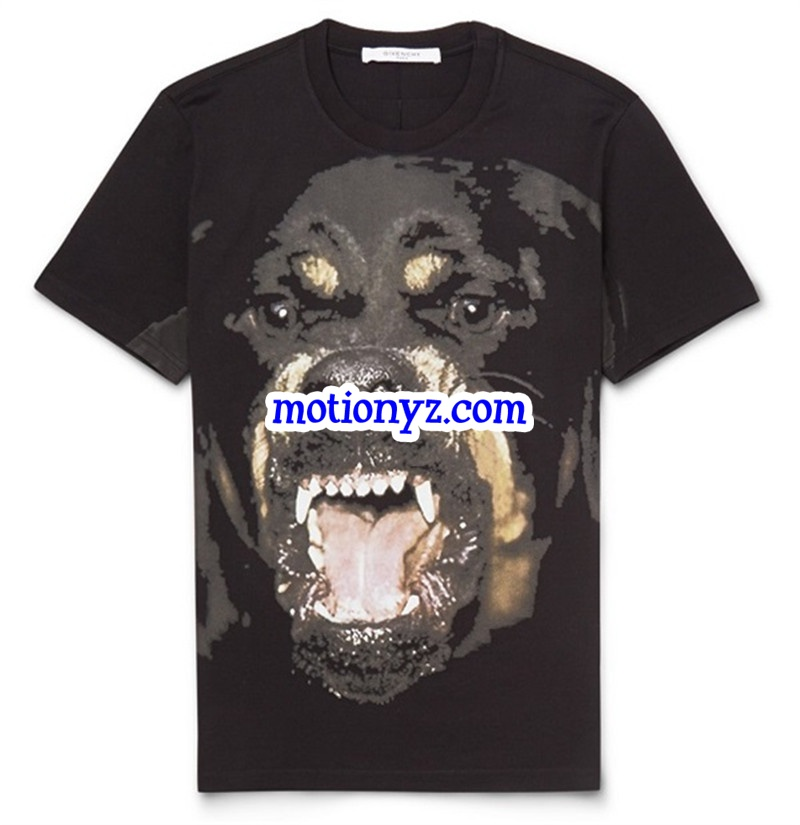 Rottweiler Givenchy T-shirt