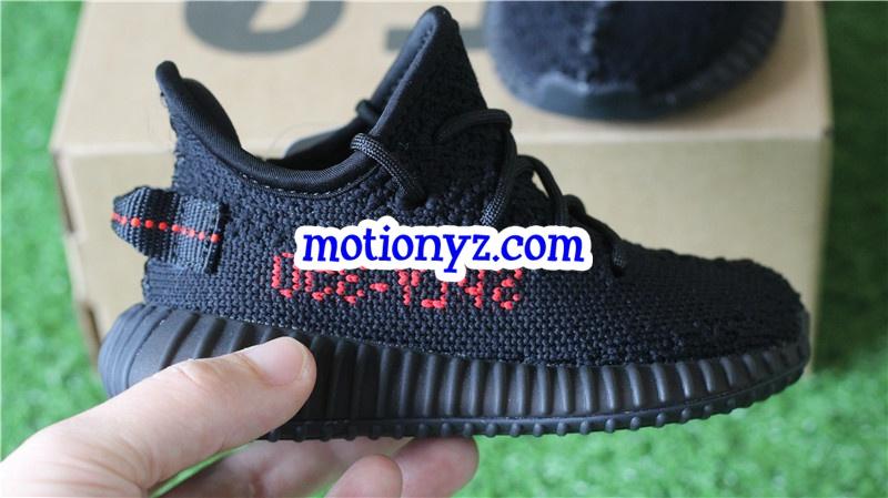 c377fc8fb3183 Adidas Yeezy Boost 350 V2 Core Black Bred Infant   www.flykickss.net ...