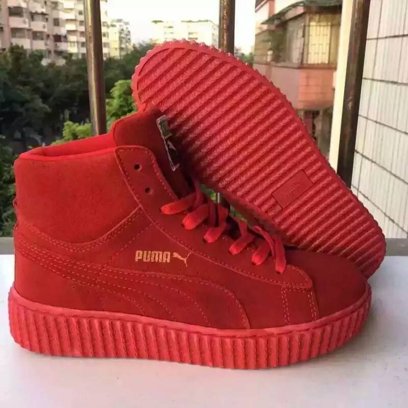 puma creepers high
