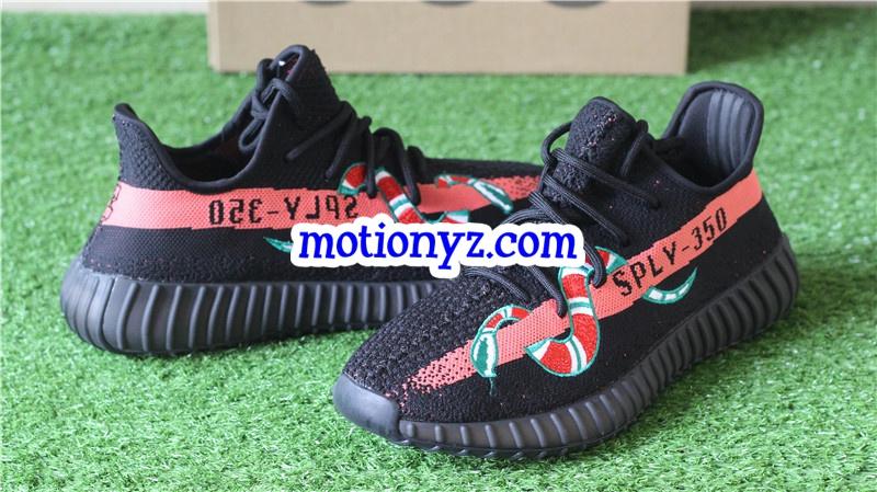 9d6de529f5594 Yeezy Boost 350 V2 Snake Black Tiffiany Blue   www.flykickss.net ...