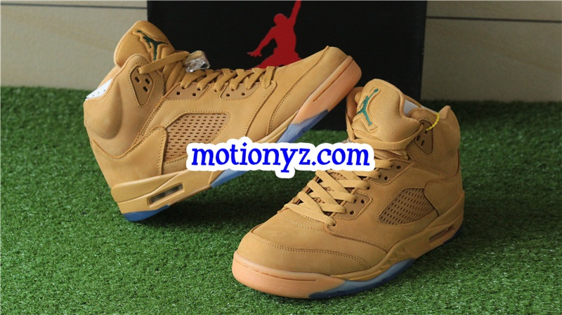c478081aa07da0 Authentic Air Jordan 5 retro Wheat   www.flykickss.net