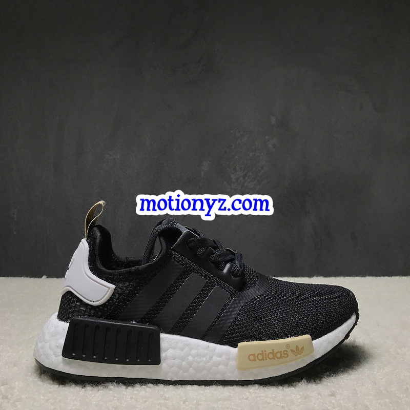 buy popular e0fdc 0c9ee Real Boost Adidas NMD R1 Black Lace Purple BA7751 : www ...