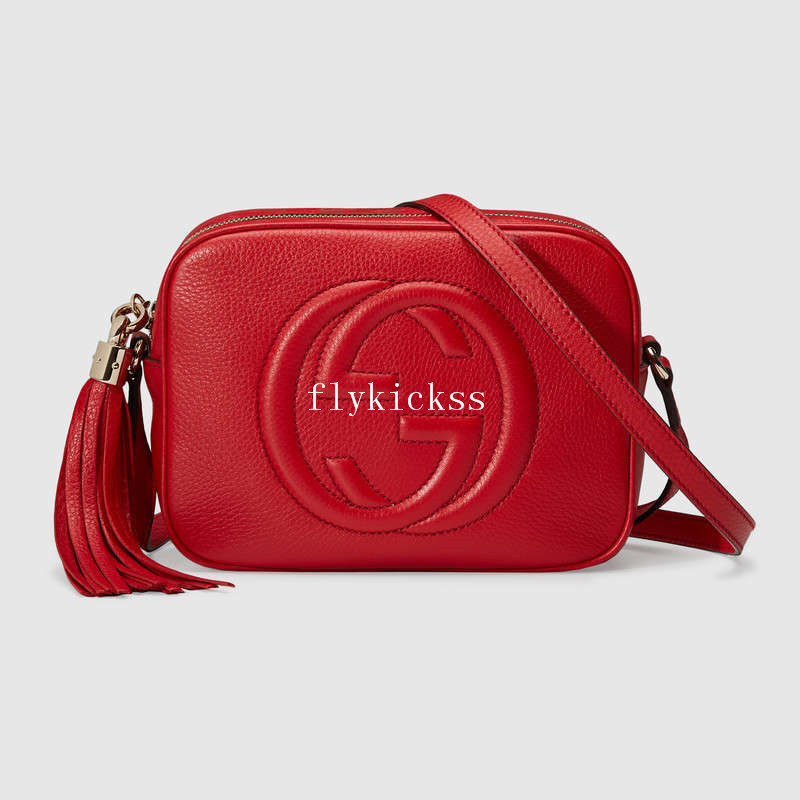 GC Red Small Bag