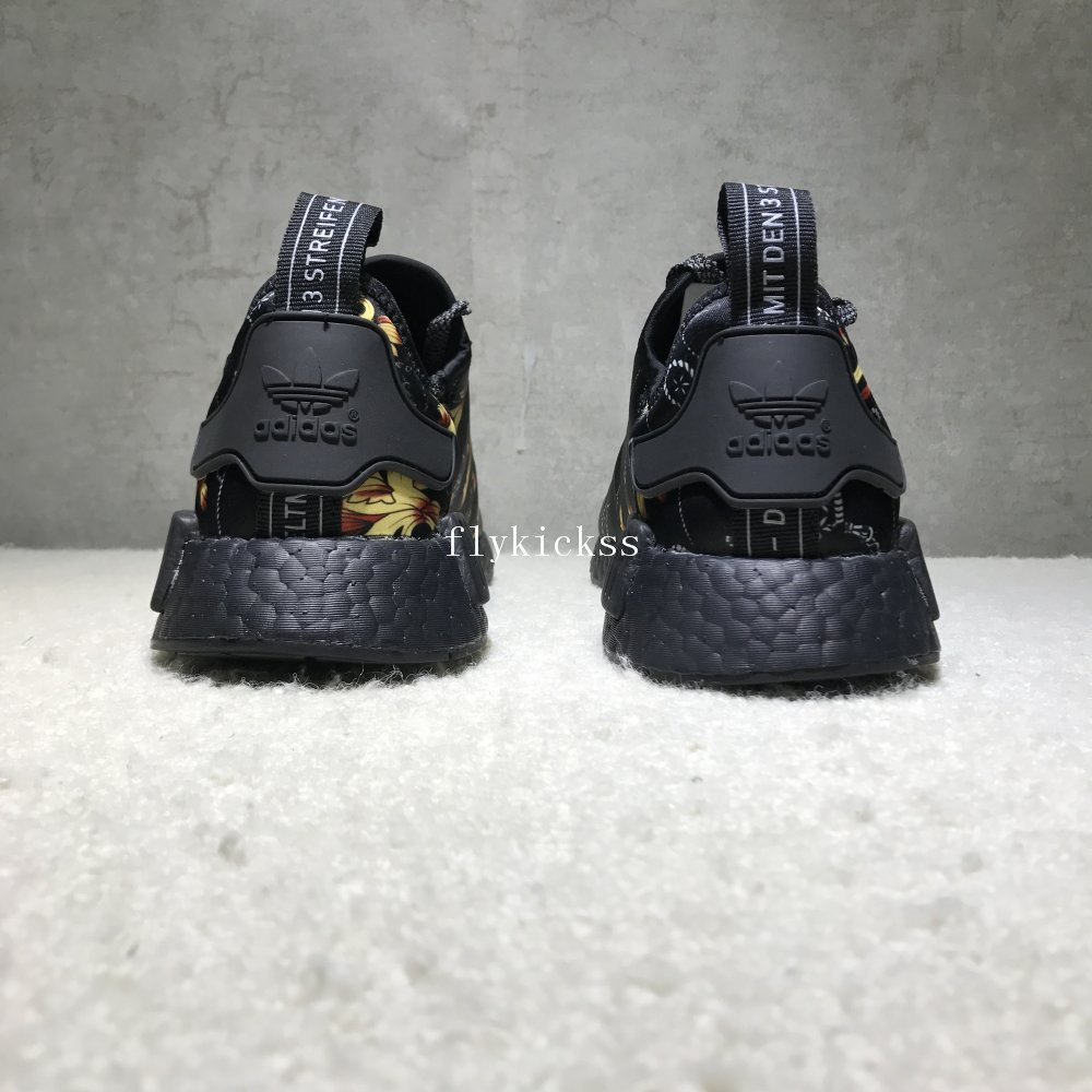 d8be2b141 Real Boost Versace x Adidas NMD Custom R1   www.flykickss.net ...