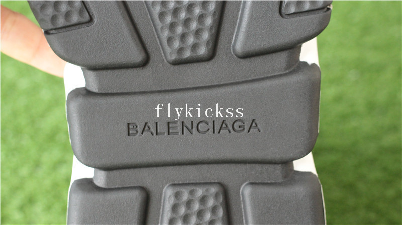 Balenciaga Speed Trainer Black And White