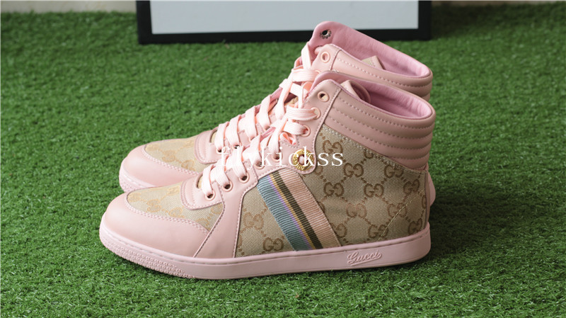 GC Sneaker High Top Pink GS