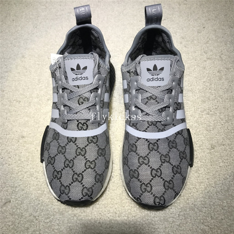 GC X Adidas NMD R Grey Real Boost Wwwflykickssnet Sneakers Shop - Creat an invoice authentic online sneaker stores