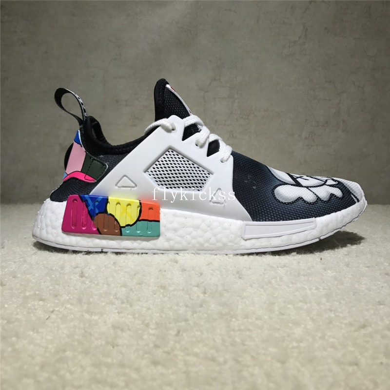Kaws X Adidas NMD XR Real Boost Wwwflykickssnet Sneakers Shop - Business invoice templates free kaws online store