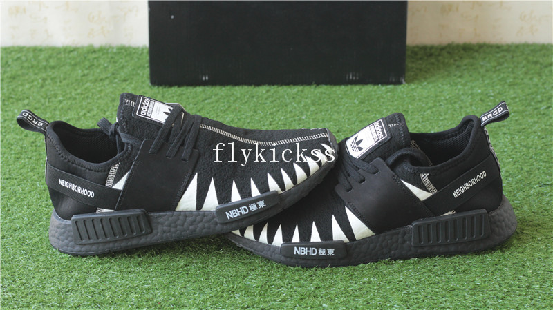 16929f9963710 Neighborhood X Adidas NMD R1 PK NBHD BZ0295   www.flykickss.net ...