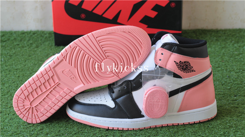 8e5c28b0341990 Air Jordan 1 Retro High OG NRG Rust Pink