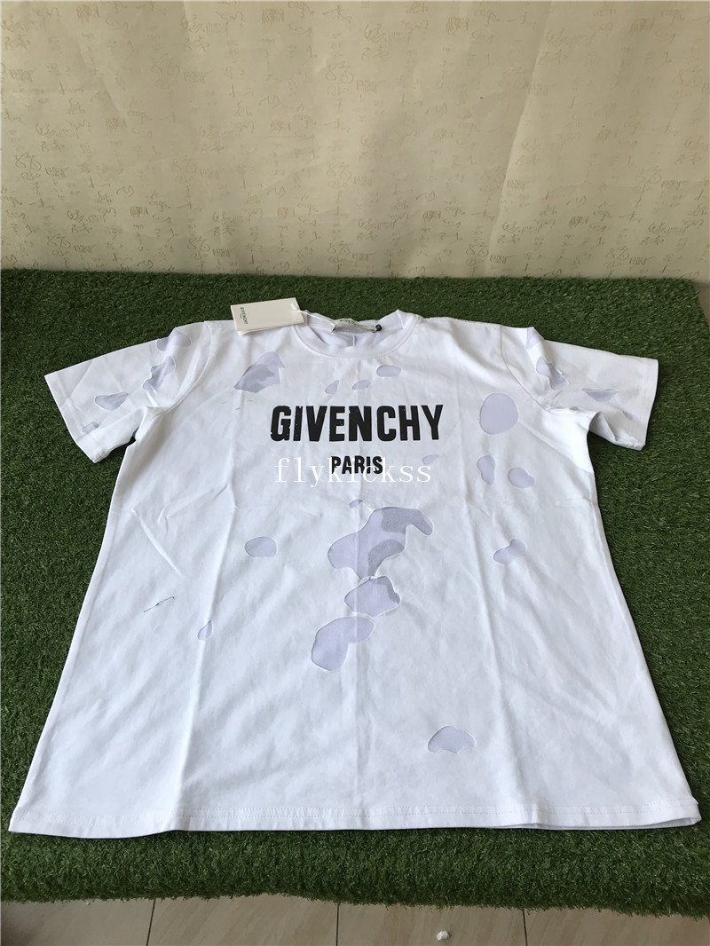 Givechy White Tshirt