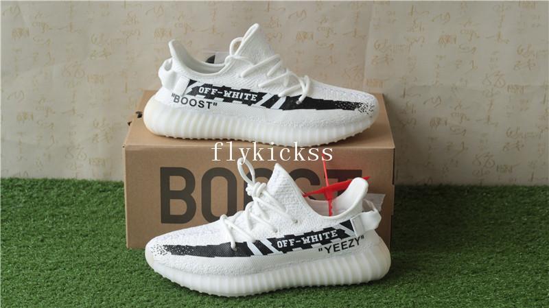 4622776b0 2017 Supreme x Adidas Yeezy Boost 350 V2 Black   www.flykickss.net ...