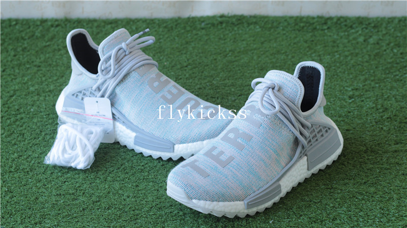buy popular fe75a d8cd2 Pharrell William x Adidas NMD Human Race Trail Cotton Candy
