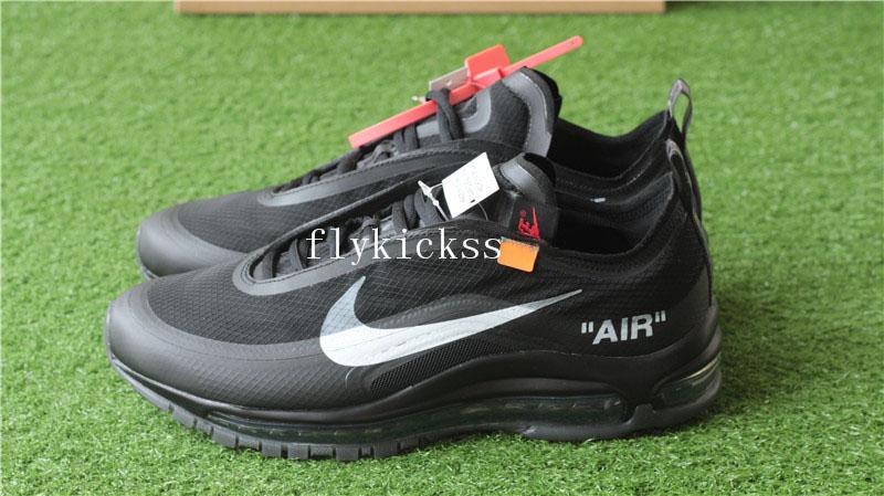 best loved f9f39 e2e12 Off White x Nike Air Max 97 OG Black