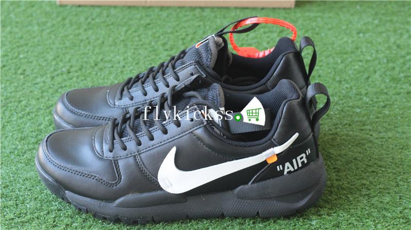 68a7408d041 OFF White x Tom Sachs x NikeCraft Mars Yar OW Black
