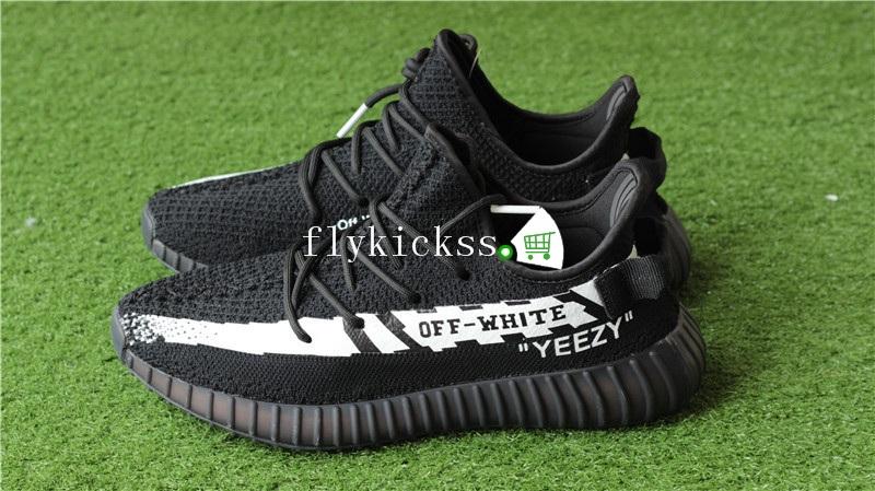 40cd744a1 2018 Off White x Yeezy Boost 350 V2 Black