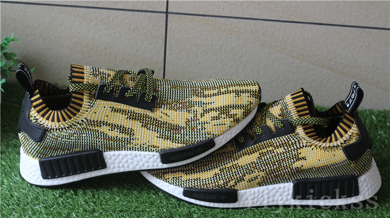 Adidas NMD R1 PK Yellow Black