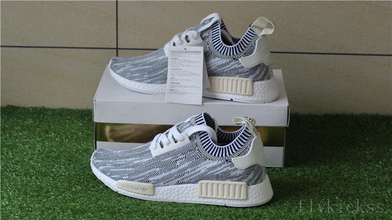 Adidas NMD R1 Runner PK Light Grey