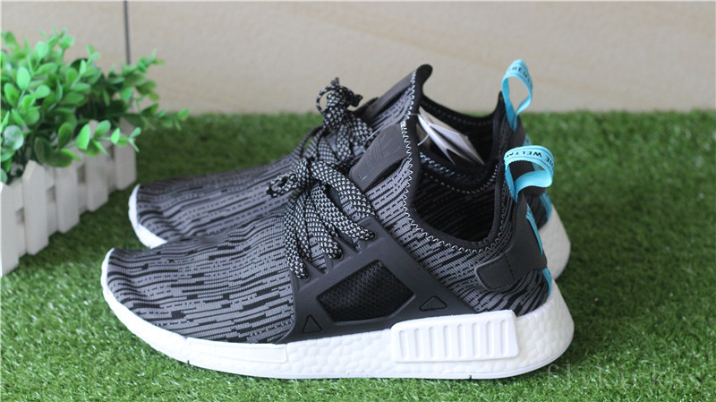 Adidas NMD Runner XR1 Black Grey