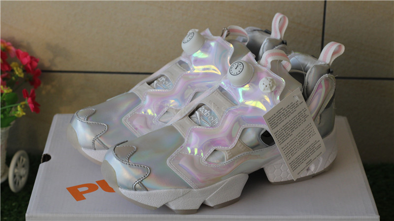Reebok Pump Fury Cinderrlla Women Shoes