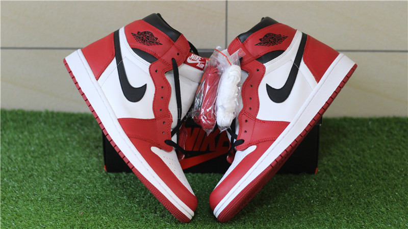 Authentic Air Jordan 1 OG Hight Chicago
