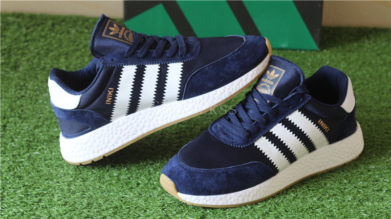 Adidas Iniki Runner Boost Blue