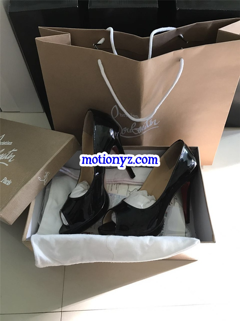 Super High End Christian Louboutin Women High Heel