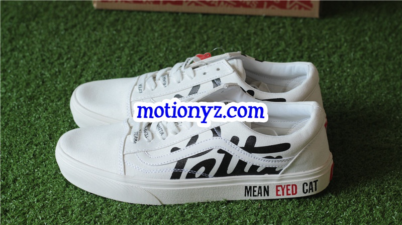 Patta x Van Mean Eyed Cat Old Skool Canvas