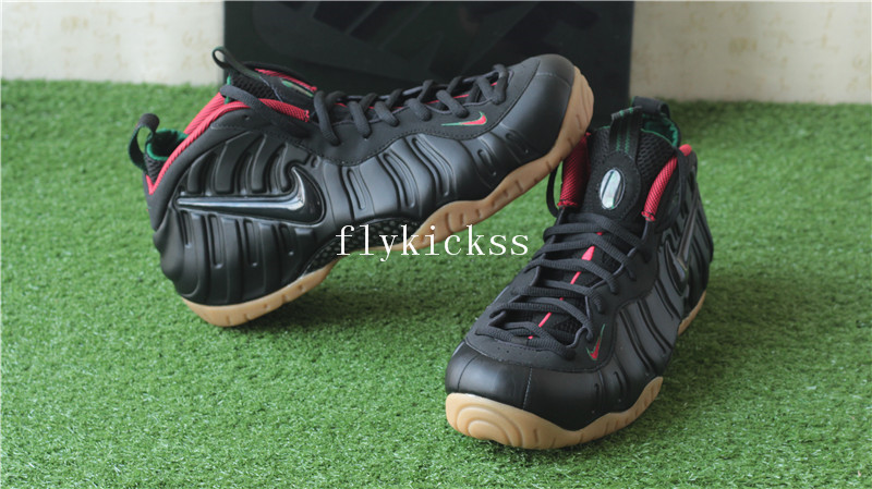 Nike Air Foamposite GC Black