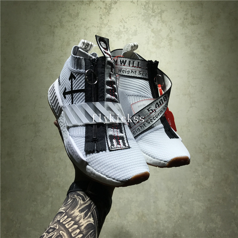 huge selection of 8e26b 6cb44 OFF-WHITE x Adidas NMD City Sock : www.flykickss.net ...