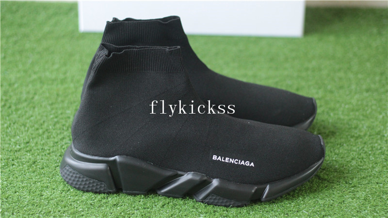 Best Quality Balenciaga Speed Trainer Sock Race Runners Triple B