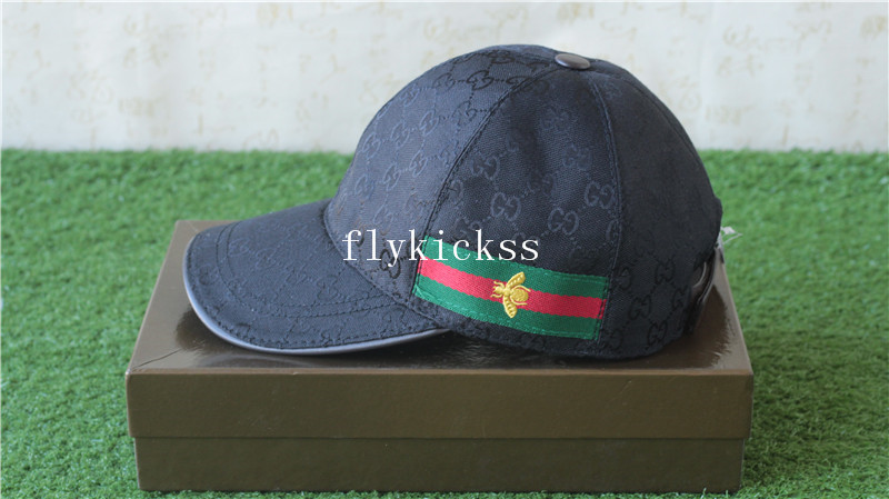 GC Black Bee Cap