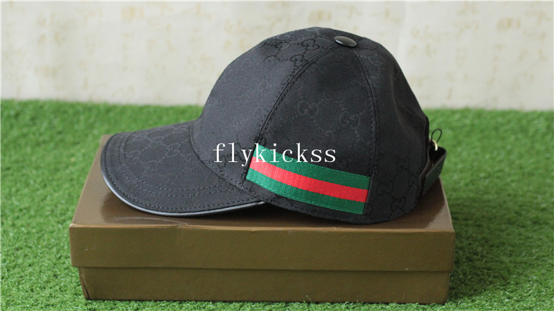 GC Cap Black Hat