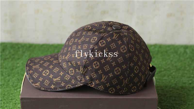 LVS Cap Brown Hat