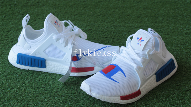 Champion X Adidas NMD XR1 D Real Boost