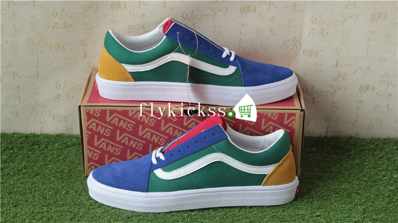 Vans Old Skool Yacht Club VN0A38G1R1Q